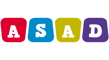 Asad daycare logo