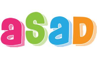 Asad friday logo