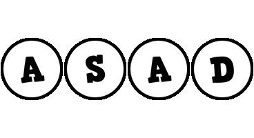 Asad handy logo
