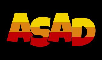 Asad jungle logo