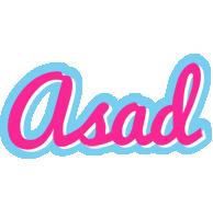 Asad popstar logo