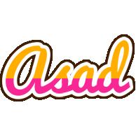 Asad smoothie logo