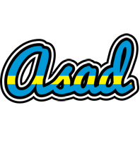 Asad sweden logo
