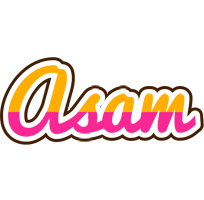 Asam smoothie logo
