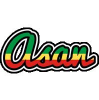 Asan african logo