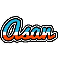 Asan america logo