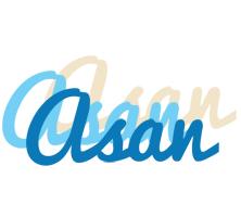 Asan breeze logo