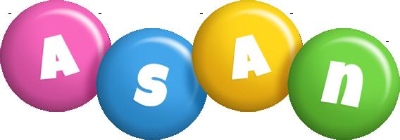 Asan candy logo