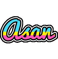 Asan circus logo