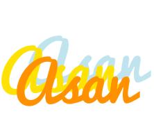 Asan energy logo