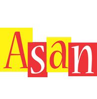 Asan errors logo