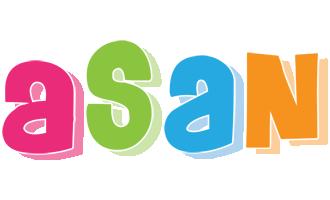 Asan friday logo