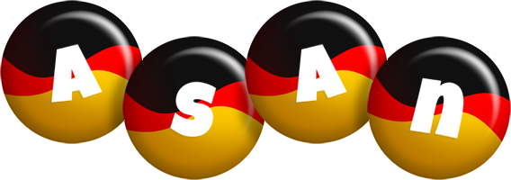 Asan german logo