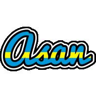 Asan sweden logo