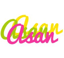 Asan sweets logo