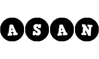 Asan tools logo