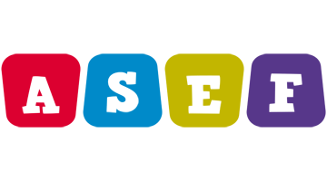 Asef daycare logo