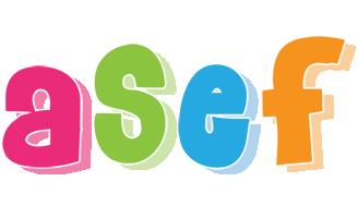 Asef friday logo