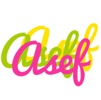 Asef sweets logo