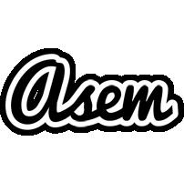 Asem chess logo