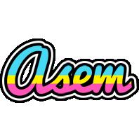 Asem circus logo