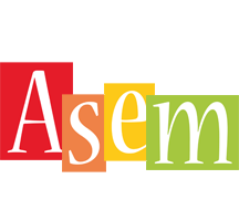 Asem colors logo