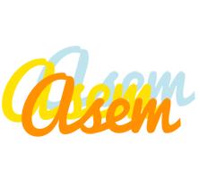 Asem energy logo