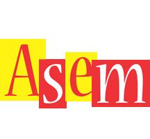 Asem errors logo