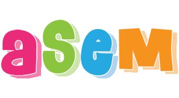 Asem friday logo