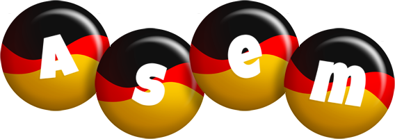 Asem german logo