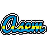 Asem sweden logo