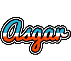 Asgar america logo