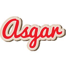 Asgar chocolate logo