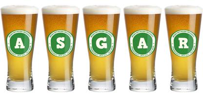 Asgar lager logo