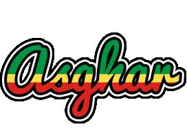 Asghar african logo