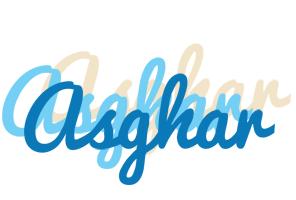 Asghar breeze logo