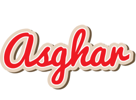 Asghar chocolate logo