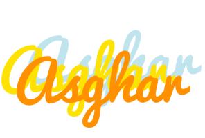 Asghar energy logo