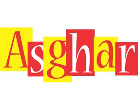 Asghar errors logo
