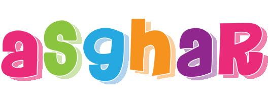 Asghar friday logo