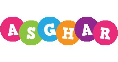 Asghar friends logo