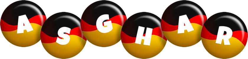 Asghar german logo