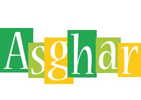 Asghar lemonade logo