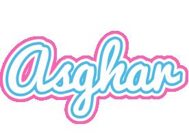 Asghar outdoors logo