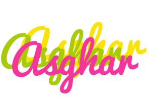 Asghar sweets logo