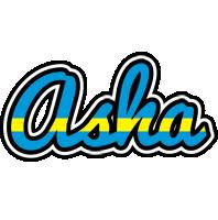 Asha sweden logo