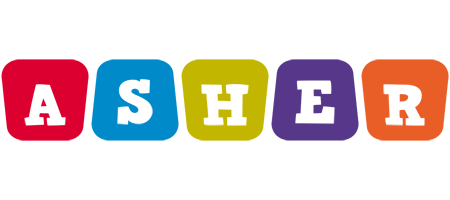 Asher daycare logo