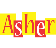 Asher errors logo