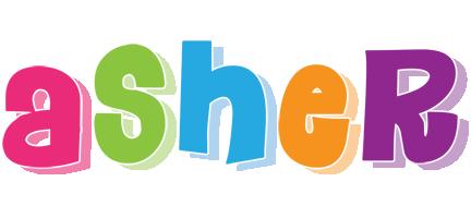 Asher friday logo