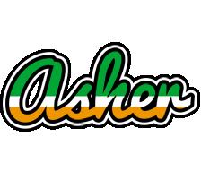 Asher ireland logo